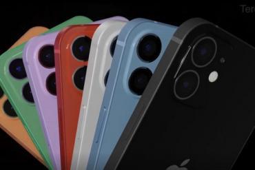Ý tưởng iPhone 12 và iPhone 12 Max mô phỏng chính xác nhất theo rò rỉ và tin đồn